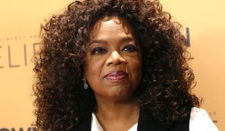 "FILE - In this Oct. 14, 2015 file photo, Oprah Winfrey attends the premiere of the Oprah Winfrey Network's (OWN) documentary series ""Belief,""in New York. HBO said Monday, May 2, 2016, that Winfrey will star in ""The Immortal Life of Henrietta Lacks,"" a TV movie that she has been shepherding as an executive producer. Filming is scheduled to begin this summer with an air date yet to be announced. (Photo by Greg Allen/Invision/AP, File)"