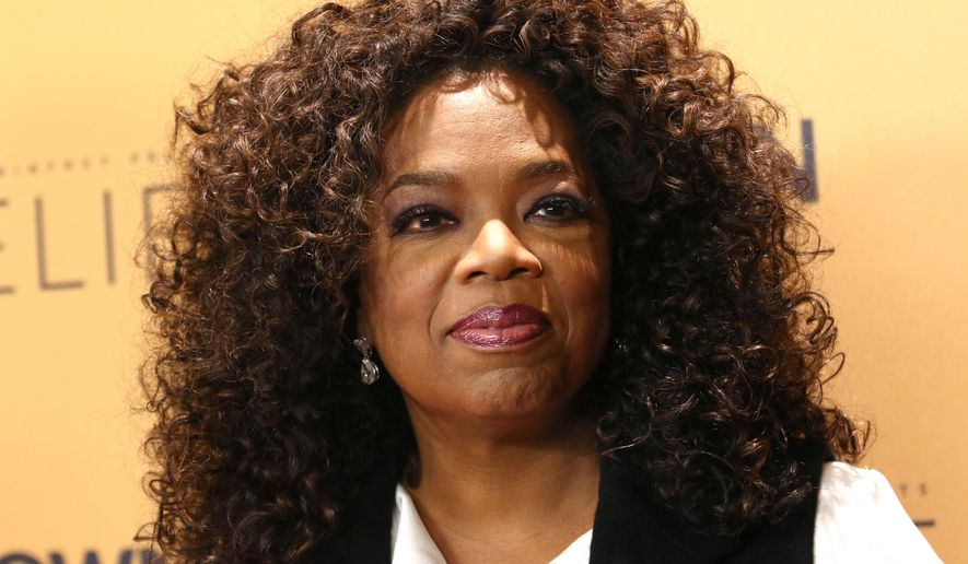 """FILE - In this Oct. 14, 2015 file photo, Oprah Winfrey attends the premiere of the Oprah Winfrey Network's (OWN) documentary series """"Belief,""""in New York. HBO said Monday, May 2, 2016, that Winfrey will star in """"The Immortal Life of Henrietta Lacks,"""" a TV movie that she has been shepherding as an executive producer. Filming is scheduled to begin this summer with an air date yet to be announced. (Photo by Greg Allen/Invision/AP, File)"""