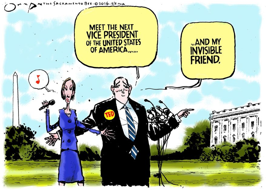 Illustration by Jack Ohman of the Sacramento Bee