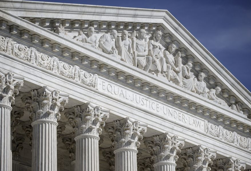 The Supreme Court. (Associated Press) ** FILE **