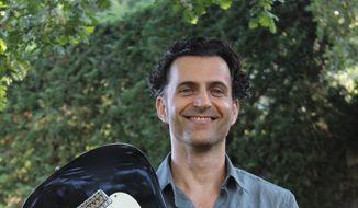 Dweezil Zappa.  (Megan Zappa)