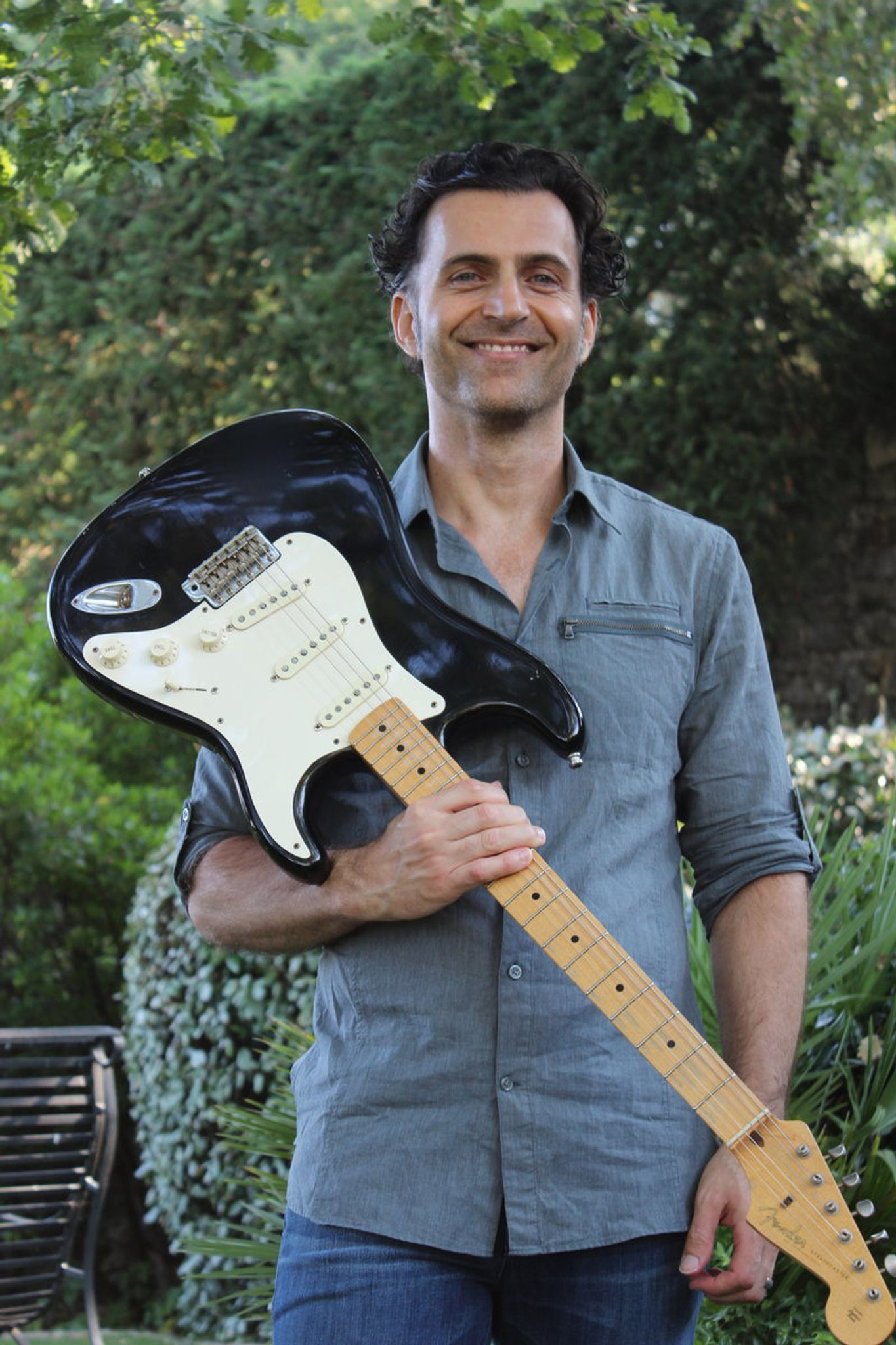 Dweezil Zappa discusses father Frank Zappa's legacy, 'Via Zammata' tour and  family infighting - Washington Times
