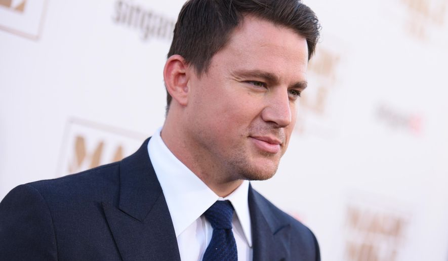 "FILE - In this June 25, 2015, file photo Channing Tatum arrives at the Los Angeles premiere of ""Magic Mike XXL"" at the TCL Chinese Theatre. Tatum announced on May 4, 2016, that he would direct a live Las Vegas male strip show based on the ""Magic Mike"" movies. (Photo by Richard Shotwell/Invision/AP, File)"