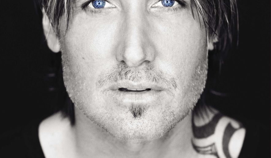 """This CD cover image released by Capitol Nashville shows, """"Ripcord,"""" a release by Keith Urban. (Capitol Nashville)"""