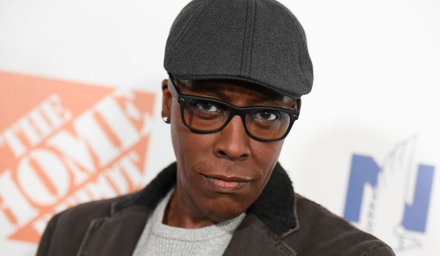 In this Dec. 2, 2015, file photo, Arsenio Hall attends EBONY Magazine's Power 100 Gala in Beverly Hills, Calif. Hall sued Sinead O'Connor for libel on Thursday, May 5, 2016, in Los Angeles Superior Court over a Facebook post by the singer in which she accused the comedian of furnishing drugs to Prince, who died on April 21, 2016. Investigators are looking into whether he overdosed. (Photo by Richard Shotwell/Invision/AP, File)