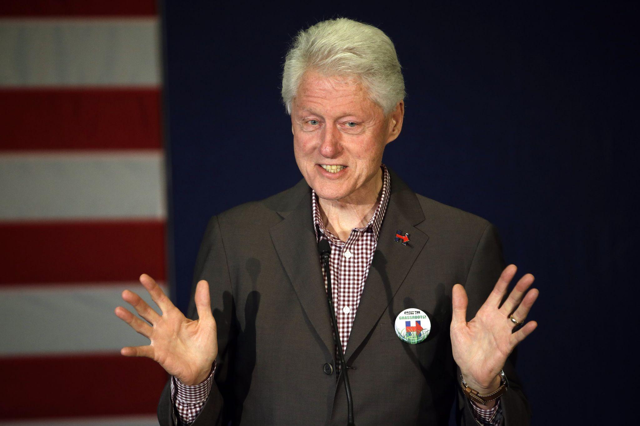 Bill Clinton ditched Secret Service on multiple 'Lolita Express' flights: Report