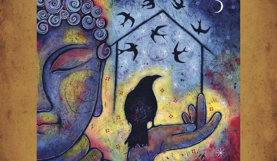 """This CD cover image released by Blue Rock Records shows, """"Still the Birds,"""" a release by Darryl Purpose. (Blue Rock Records via AP)"""