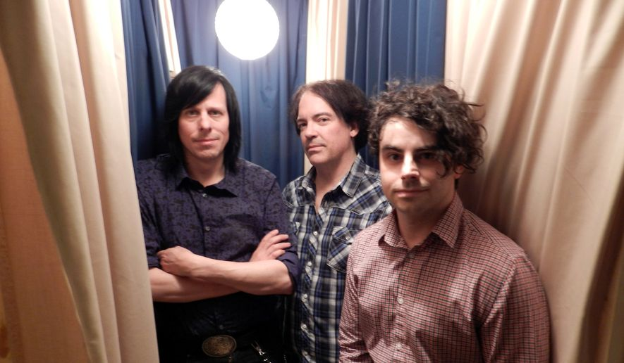 The Posies.  (Marc Goldsmith)