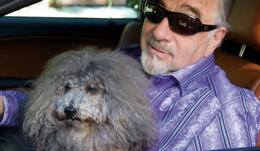 """Talk radio host Michael Savage has written a new book titled """"Teddy and Me,"""" which chronicles his friendship with an 11-pound poodle, as well as the origins of his calling as a broadcaster. (Hachette Book Group)"""