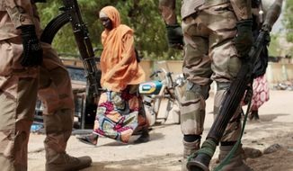 On the Decline: U.S. and allied forces have been making significant gains against the notorious Islamist terror group Boko Haram, but analysts believe the group would have been defeated long ago were it not for rampant Nigerian military corruption. (Associated Press)