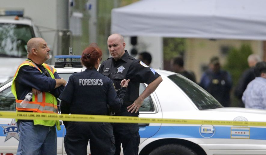Mayor Rahm Emanuel said sending federal troops into Chicago will set back police-citizen relations. (Associated Press