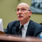 D.C. Council Chairman Phil Mendelson testified on Capitol Hill in May before a House Oversight Government Operations subcommittee hearing on whether the District of Columbia government truly has the power to spend local tax dollars without approval by Congress. (Associated Press/File)
