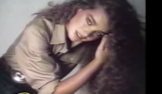 Calvin Klein's ad featuring Brooke Shields in 1981. (Image: YouTube)
