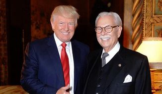 The Secret Service is reportedly investigating the Facebook rantings of Anthony Senecal, Donald Trump's former butler who worked for the presumptive Republican presidential nominee for nearly 30 years. (Facebook/@Anthony Peter Senecal)