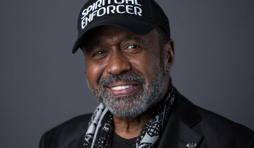 """Ben Vereen poses for a portrait in promotion of the upcoming release of """"Roots: The Complete Original Series"""" on Blu-ray on Wednesday, May 11, 2016, in New York. (Photo by Amy Sussman/Invision/AP)"""