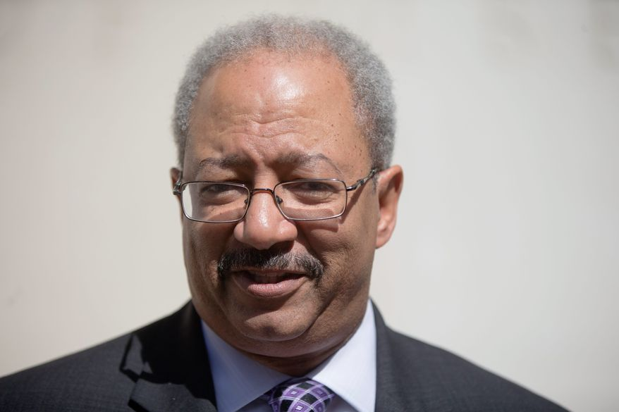 Former Rep. Chaka Fattah goes to trial Monday. He is just one of several Pennsylvania Democrats in recent history to face corruption charges. (Associated Press)