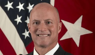 In this photo provided by the U.S. Army, Lt. Gen. Dana Chipman. Democrats on the House Benghazi panel are insisting that the military did what it could in response to the deadly twin attacks on Sept. 11, 2012, in Libya despite lingering questions about whether U.S. forces could have gotten to there in time to save lives. (U.S. Army via AP)