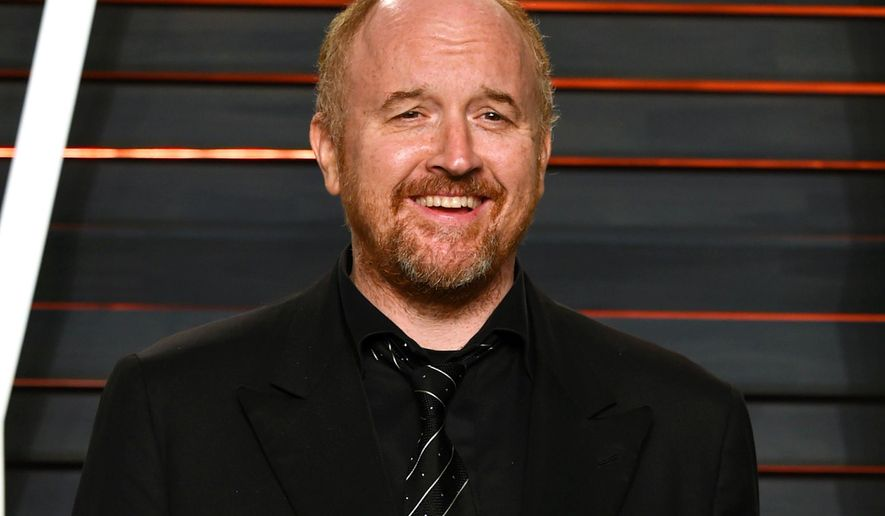 FX Severs Ties With Louis C.K. After Sexual Misconduct Admission