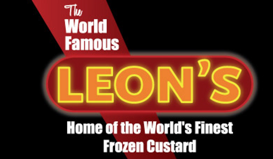 Image via screen capture from Leon's Frozen Custard website. Accessed May 19, 2016. http://leonsfrozencustard.us/About.html