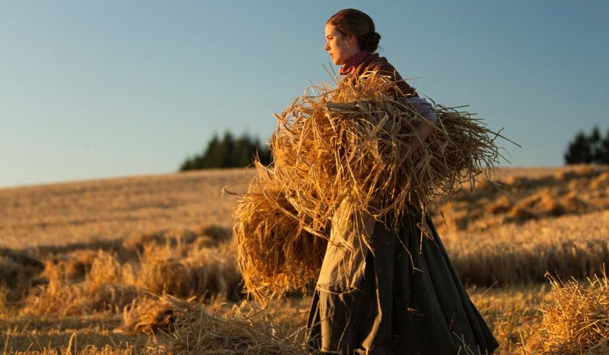 """An image from the new film """"Sunset Song.""""  (telegraph.co.uk)"""