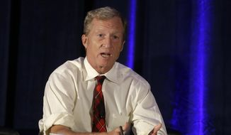 Tom Steyer (Associated Press) **FILE**