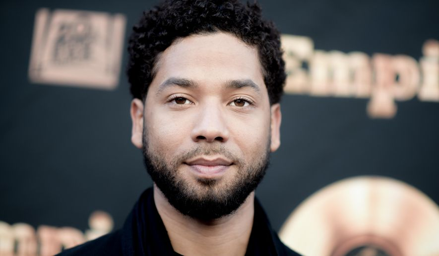 """Jussie Smollett attends the """"Empire"""" FYC Event held at 20th Century Fox Studios on Friday, May 20, 2016, in Los Angeles. (Photo by Richard Shotwell/Invision/AP)"""