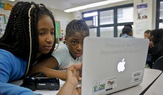 America is experiencing a pernicious education dilemma. (Associated Press/File)