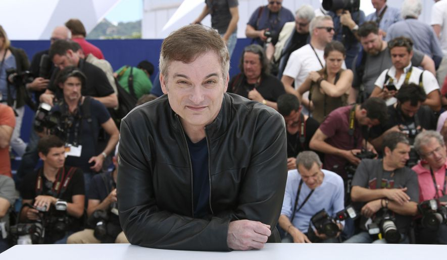 "FILE - In this Sunday, May 15, 2016, file photo, filmmaker Shane Black poses for photographers during a photo call for the film ""The Nice Guys"" at the 69th international film festival in Cannes, France. The 54-year-old writer-director, who wrote the 1987 movie ""Lethal Weapon,"" spent his childhood in western Pennsylvania, soaking up antihero pulp fiction from comics he found in outlets around Pittsburgh and novels his father read in their Mount Lebanon, Pa., home. (AP Photo/Joel Ryan, File)"