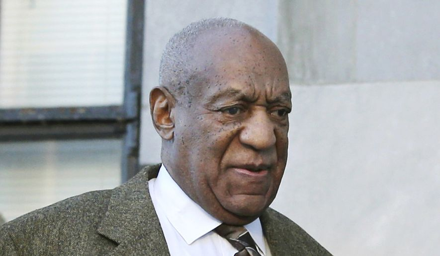Actor and comedian Bill Cosby arrives for a court appearance in Norristown, Pa., in this Feb. 2, 2016, file photo. (AP Photo/Mel Evans, File)