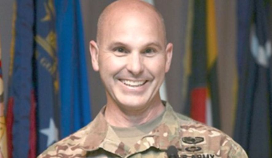 Terrence E Deal >> Lt. Col. Terry S. Russell (U.S. Army)