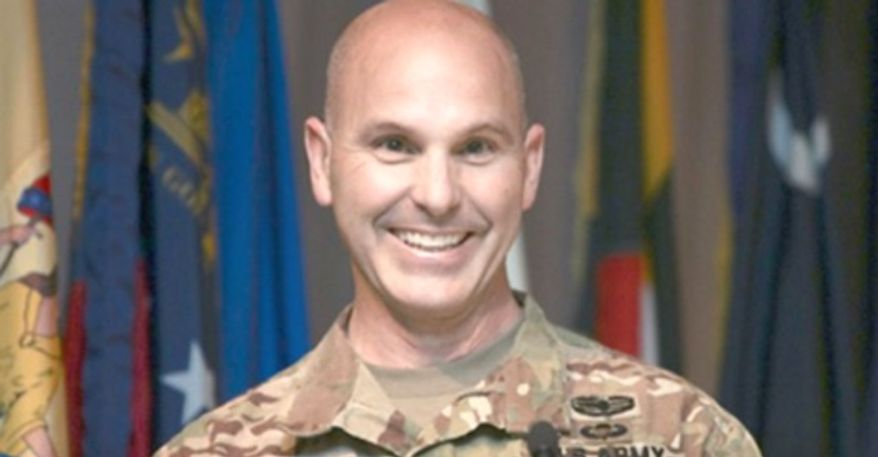 Lt. Col. Terry S. Russell (U.S. Army)