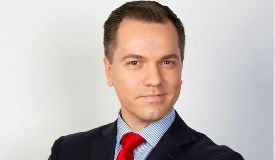 Austin Petersen is running for president as a pro-life Libertarian. (Austin Petersen 2016)