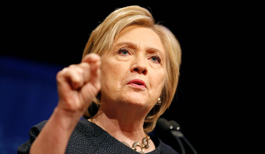 Democratic presidential candidate Hillary Clinton has refused to talk with the inspector general investigating her email system, although secretaries of state who preceded her cooperated with the probe. (Associated Press)