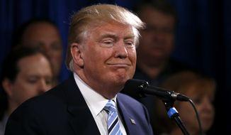 Donald Trump (Associated Press/File)