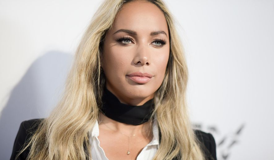 "FILE - In this May 7, 2016 file photo, Leona Lewis attends ""To the Rescue: Saving Animal Lives"" Gala and Fundraiser in Los Angeles. Lewis will play the ragged and lonely star Grizabella in the Broadway revival of the Andrew Lloyd Webber musical ""Cats."" Previews begin July 14 and opening night is July 31. (Photo by Richard Shotwell/Invision/AP, File)"