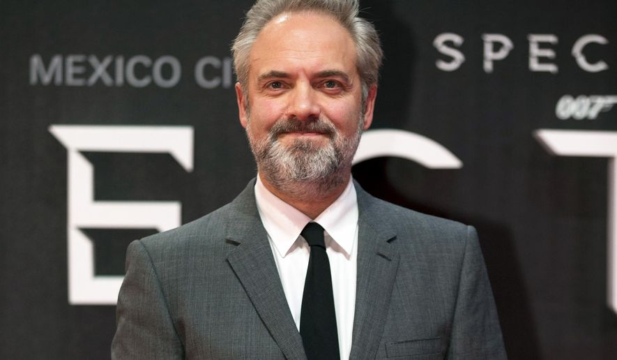 """FILE - In this Monday, Nov. 2, 2015 file photo, director Sam Mendes poses for photographers at the regional premiere of the latest James Bond film, """"Spectre,"""" at the National Auditorium in Mexico City. Sam Mendes, the acclaimed British director of """"Skyfall"""" and """"Spectre"""", said Saturday, May 28, 2016 he will not direct the next installment in the James Bond series. """"It was an incredible adventure, I loved every second of it,"""" Mendes said of his five years working on the thriller franchise. """"But I think it's time for somebody else."""" (AP Photo/Rebecca Blackwell, file)"""