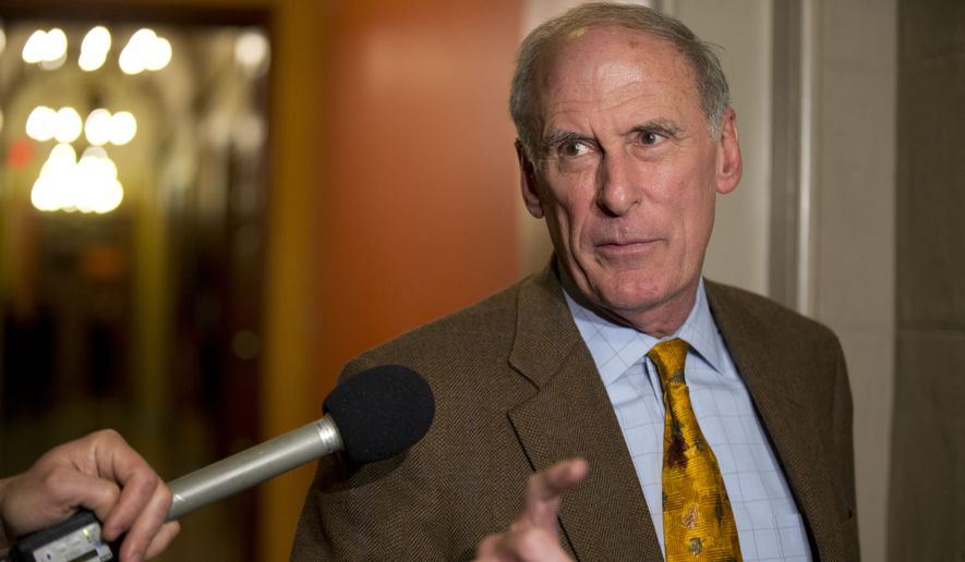 Taiwanese military personnel are discouraged from wearing their uniforms while visiting the U.S., but Sen. Daniel Coats, Indiana Republican, is attempting to lift that dress code restriction with an amendment to the 2017 defense budget bill that will be debated on the Senate floor in June. (Associated Press)