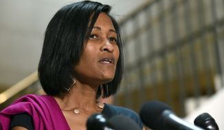 Cheryl Mills, in sworn testimony ordered by a federal judge taken last week and released Tuesday, said Hillary Clinton and her team were occupied with too many other things to think about going through their official records and making sure they remained with the department — a requirement of multiple federal laws and agency policies. (Associated Press)