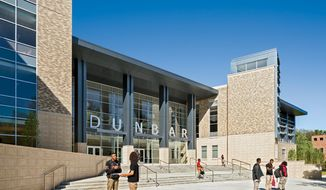 D.C.'s Dunbar High School (Photo: prweb.com)