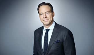 CNN's Jake Tapper. (Image: CNN)