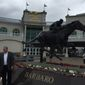 The Kentucky Derby Museum at Churchill Downs.  (Eric Althoff)