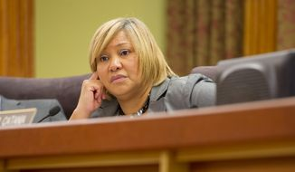 Ward 7 Council member Yvette Alexander said she has been in talks with the Regal Cinemas movie theater chain, which often partners with the TJX group, and owner discount stores T.J.Maxx, HomeGoods and Marshalls with regard to filling the more than 100,000 square feet of retail space at Skyland. (The Washington Times)