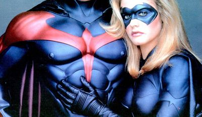 Alicia Silverstone as Batgirl (Barbara Wilson) in Batman & Robin (1997)