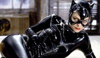 Michelle Pfieffer as Catwoman (Selina Kyle) in Batman Returns (1992)