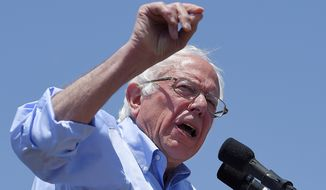 The North Dakota win demonstrates that Sen. Bernard Sanders still has tremendous appeal to segments of the Democratic party and proves that many Democrats still aren't ready to line up behind Hillary Clinton. (Associated Press)