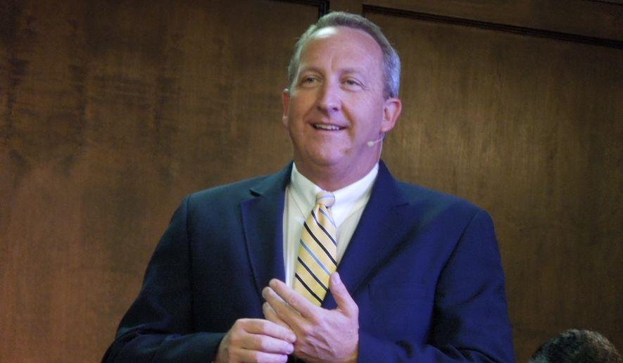 Rob McCoy, pastor of Godspeak Calvary Chapel in Thousand Oaks, California, and Councilman for Thousand Oaks.