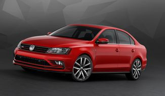 If you are looking for a compact sedan that plays nice with others but still stands out from the crowd, the 2016 Volkswagen Jetta could be your new darling. (Courtesy of Volkswagen).