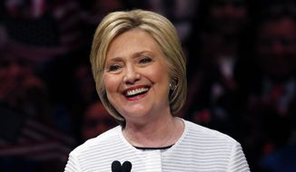 Hillary Clinton (Associated Press)