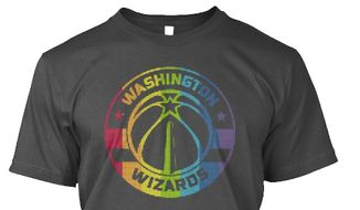 The NBA has teamed up with Teespring and the Gay, Lesbian and Straight Education Network (GLSEN), to offer officially licensed LBGT-friendly t-shirts. (Teespring screenshot)