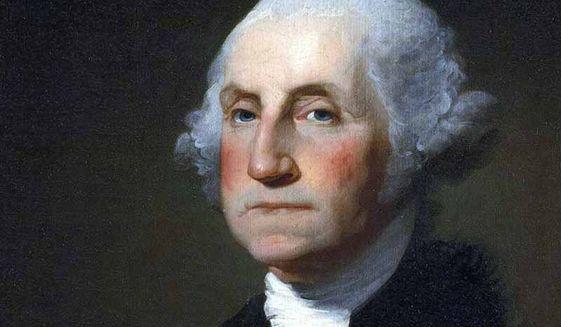George Washington (Image: The White House) ** FILE **